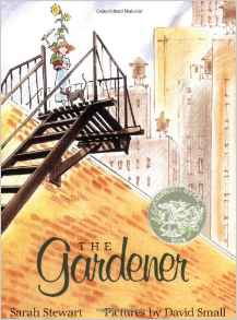 the gardener book