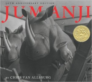 jumanji book