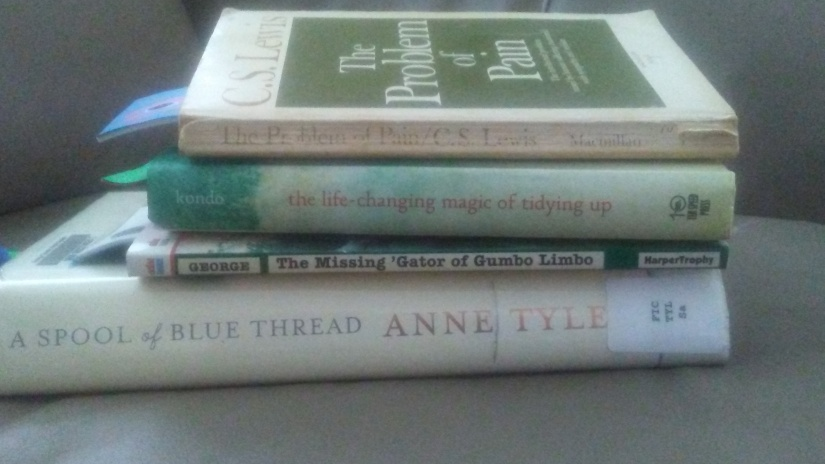 reading stack