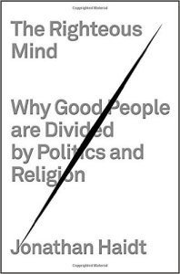 righteous mind book