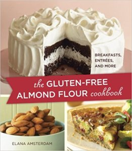 GF Almond flour cookbook