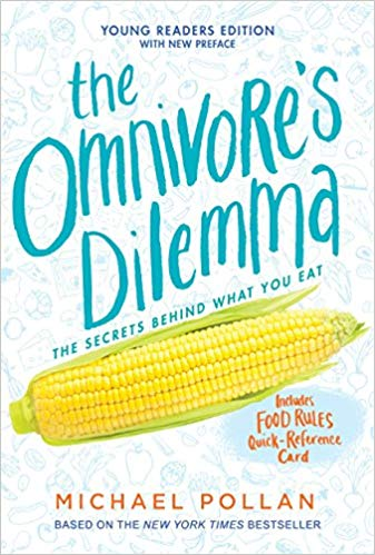 omnivores dilemma young reader