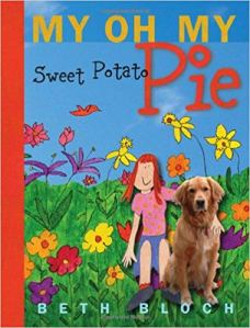 sweet potato pie book