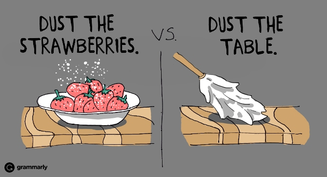 Dust-the-table.