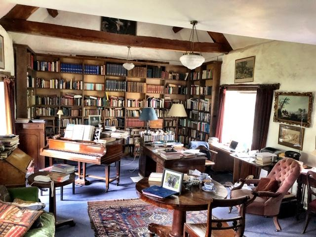scruton library